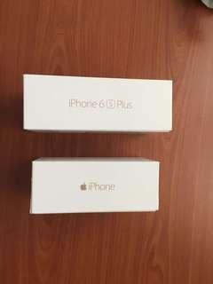 Buy back iPhone 6s /6s Plus / 7plus