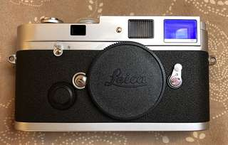 Leica MP 0.72x Silver Chrome * extremely high serial no*
