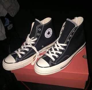Converse 70s Black/White BNIB