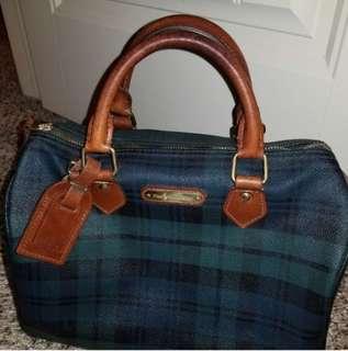 Vintage Ralph Lauren Speedy bag