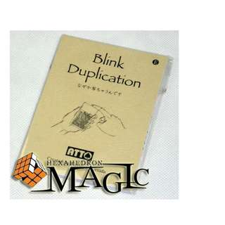 Blink Duplication by Katsuya Masuda - Magic Trick