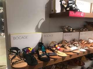 法國小品牌 BOCAGE: Lady/ Shoes, France Brand🇫🇷