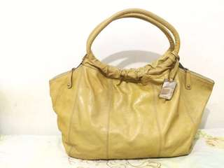FURLA Patent Hobo Bag
