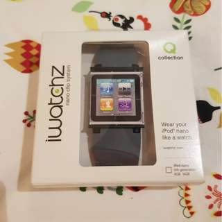 iWatchz Q Collection iPod Nano Clip System - Brand New, Cheapest