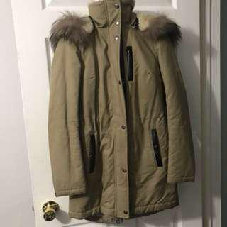 PRICE DROP MACKAGE COAT