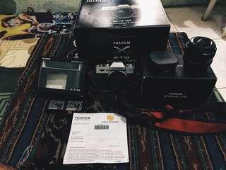 Fujifilm XT10 & Fujinon XF 35mm f1.4R banyak bonuss