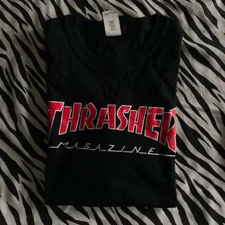 Thrasher mag outline tee tshirt size L
