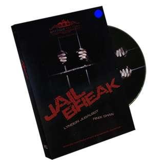 JAIL BREAK by Lyndon Jugalbot & Finix Chan magic trick