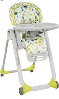 Chicco polly progress 5 in 1 baby chair