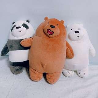 🚚 熊熊遇見你娃娃