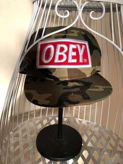 Cap OBEY