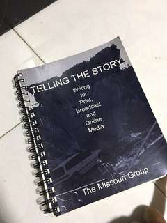 Telling the Story - The Missouri Group