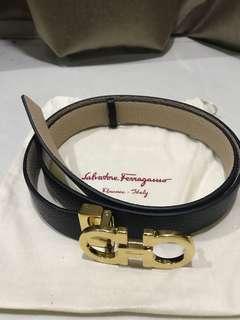 Ferragamo Belt 99%new