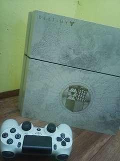 PS4 DESTINY LIMITED EDITION w/ NBA 2k18