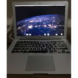 MACBOOK AIR 13 MID 2012 i5 4GB 128GB bekas A1466