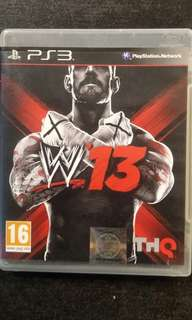 PS3 W13 (WWE 2K13)