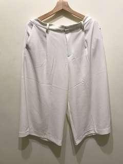 🚚 Lativ 雪紡寬褲