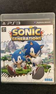 PS3 Sonic Generation