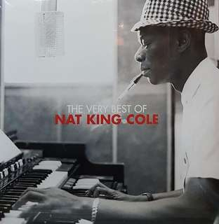 The Very Best of Nat King Cole Vinyl Record