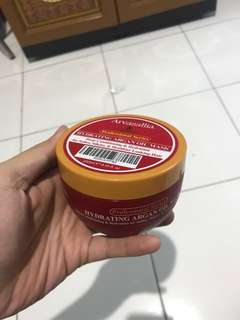 Masker rambut arvazallia original preloved bukan body shop