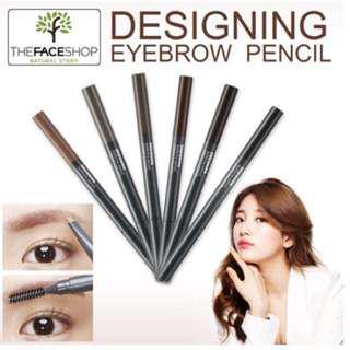 The Face Shop | DESIGNING eyebrow pencil  (0.3g)