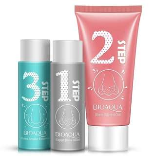 Bioaqua 3in1 Remove Blackheads Pores