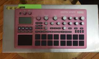 Korg Electribe Sampler Synthesizer