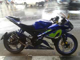 R15 Movistar Edition with modif