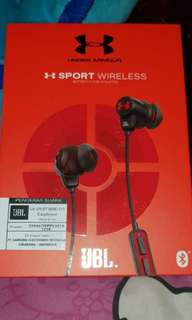 JBL Sport Under Armour Bluetooth Earphone
