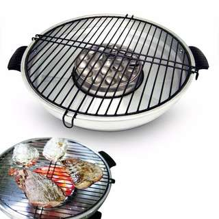 Happy Call Grill 32cm Alat Panggang Roaster