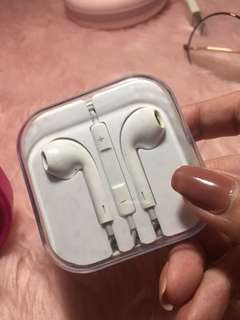 Iphone headset (class A only)