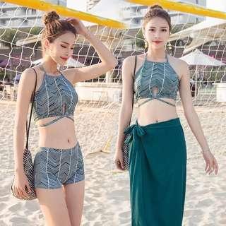 🌺On sale🌺New🌺清倉價🌺全新韓國款式🌺泳衣🌺三點式👙比堅尼🌺bikini🌺Swimsuit🌈韓款泳衣