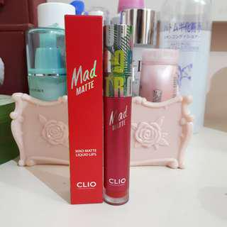 CLIO Mad Matte Liquid Lips