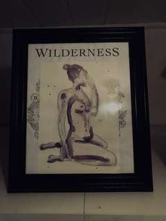 WILDERNESS FRAMED ARTWORK