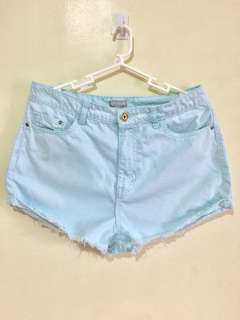 6ixty 8ight highwaist short