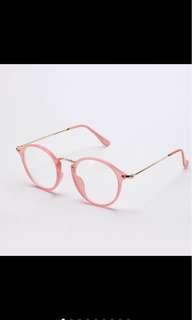 Retro optical glasses