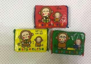 Sanrio 絕版OM馬餾仔紙巾 3包