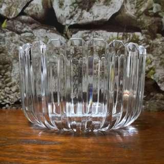 Hoya crystal bowl