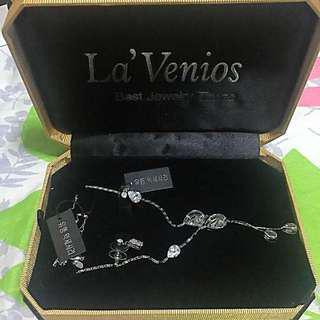 La' Venios | Necklace & Earrings Set