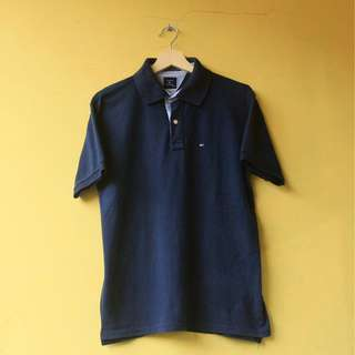 Tommy Hilfiger Classic Polo Shirt Navy