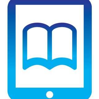 E-books for sale (med, i.t, engineering books)