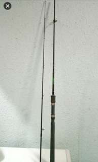 $20 FISHING ROD 8FT FOR SALE
