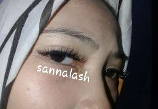 EYELASH EXTANSION