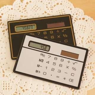 Kalkulator Mini Tipis