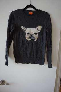 Frenchie sweater