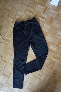 Shiny sexy high waisted pants