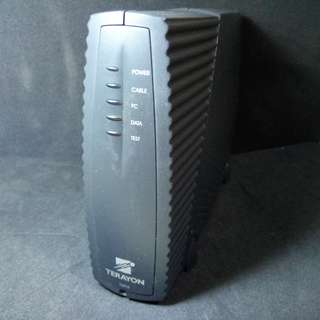 TERAYON TJ210 Cable Modem. Used, in working condition