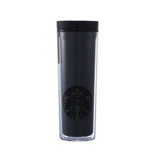 🆕Starbucks® 16oz Crosby Black Gold Badge
