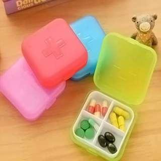 Kotak Obat / Perhiasan Mini