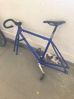 Fixie andes frame*VERY VERY URGENT KITTEN IN NEED OF HELP*